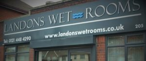 luxury wet rooms birmingham